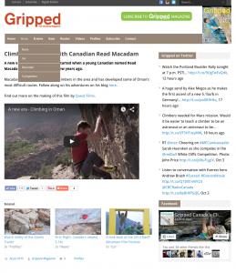 Read Macadam UAE Oman Climbing