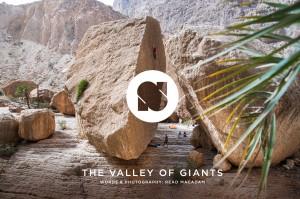 Read Macadam Valley of Giants Oman Climbing UAE