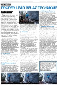 Read Macadam Oman Climbing UAE
